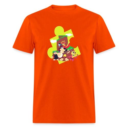 banjo - Men's T-Shirt