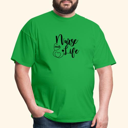 Nurse Life 2020 - Men's T-Shirt