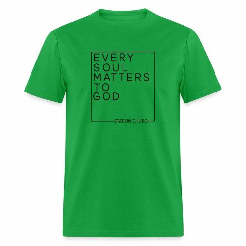 ESMTG Black - Men's T-Shirt