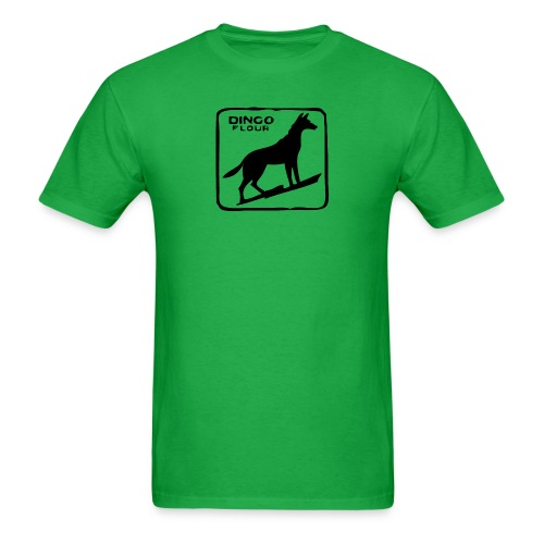 Dingo Flour - Men's T-Shirt