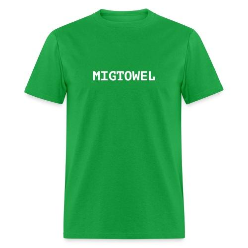 Mig Towel, Brother! Mig Towel! - Men's T-Shirt