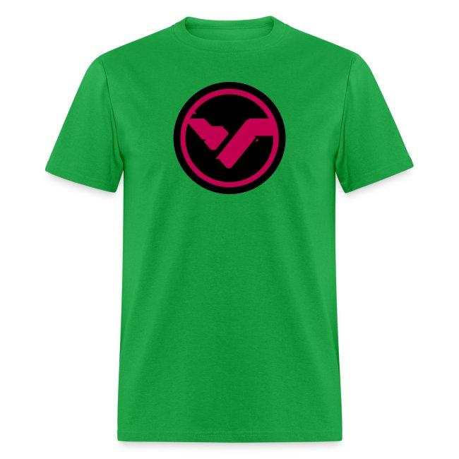 Circle Logo Pink