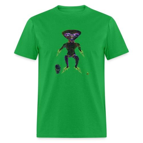 AlienToe - Men's T-Shirt