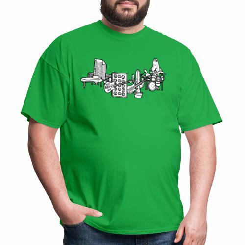 literalphish2 - Men's T-Shirt