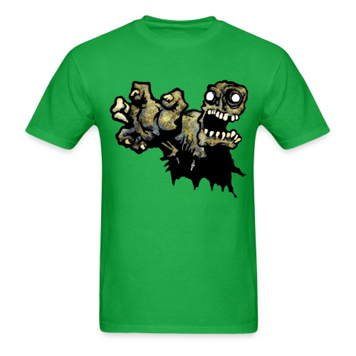 Choice Of Zombies single - Men's T-Shirt