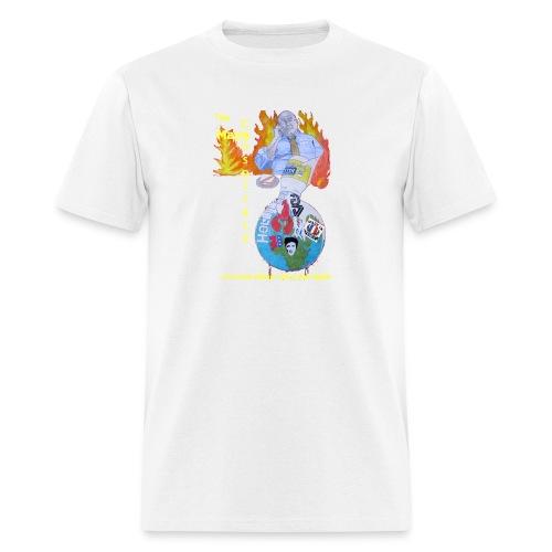Mayo-Conspiracy - Men's T-Shirt