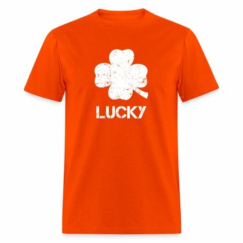 Lucky Irish Clover - Men's T-Shirt