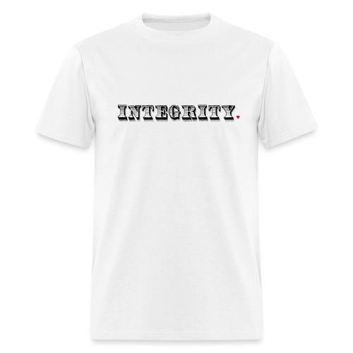 Integrity Life Hack - Men's T-Shirt