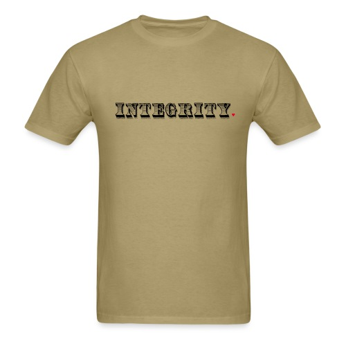 Integrity Life Hack - Men's T-Shirt