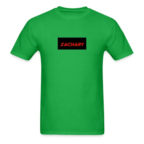 ZACHARY LOGO 9 - Men's T-Shirt