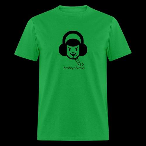RealBoyz Records - Men's T-Shirt