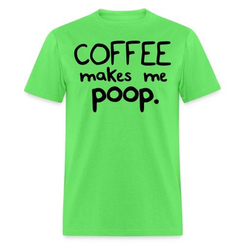 coffee3 - Men's T-Shirt