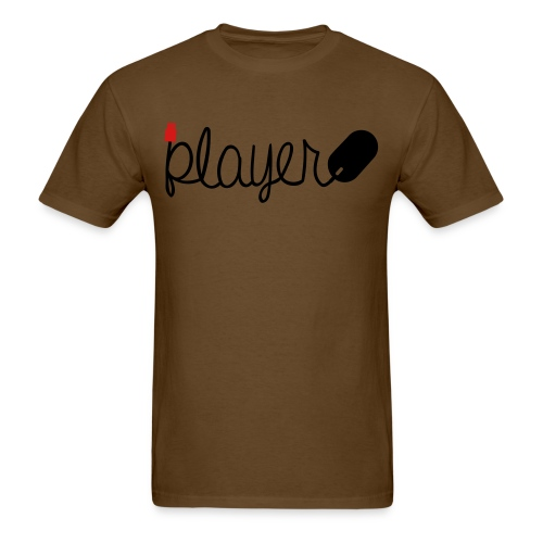 Player-Black - Men's T-Shirt