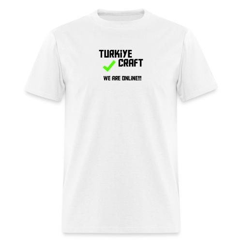 we are online boissss - Men's T-Shirt
