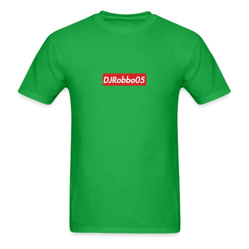 DJRobbo05 Supreme Merch - Men's T-Shirt