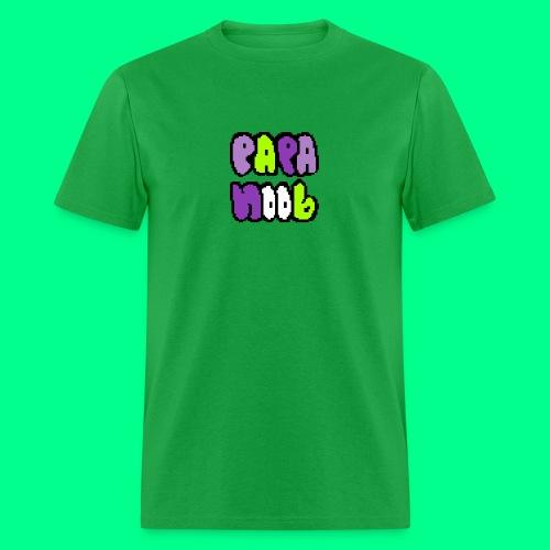 Papa Noob - Men's T-Shirt