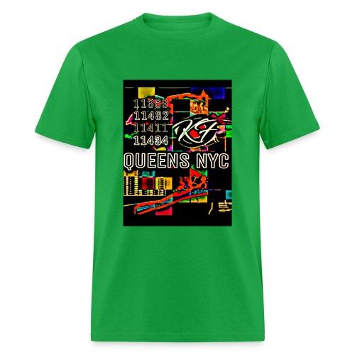 Limited QueensNyc Line - Men's T-Shirt