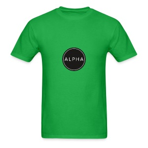 alpha team fitness - Men's T-Shirt