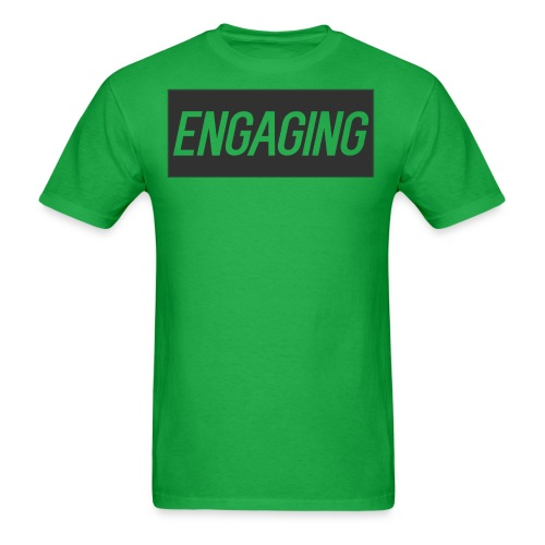 Engaging - Men's T-Shirt