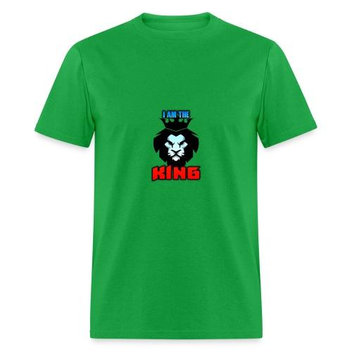 I am the King Logo - Men's T-Shirt