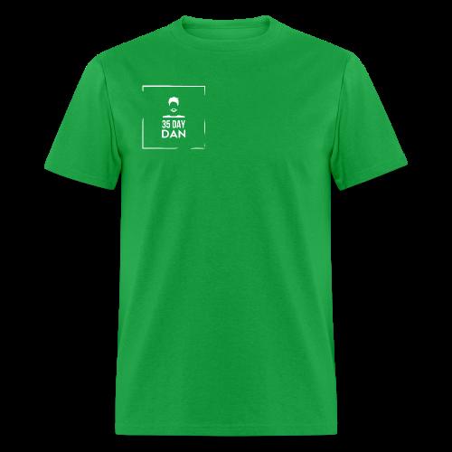 35DD Male White - Men's T-Shirt
