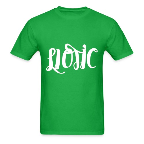 Official LioTic Logo - Men's T-Shirt