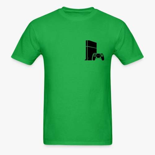 Logo PS4 - Men's T-Shirt