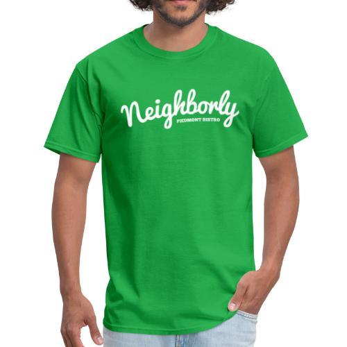 We Are Neighborly - Men's T-Shirt