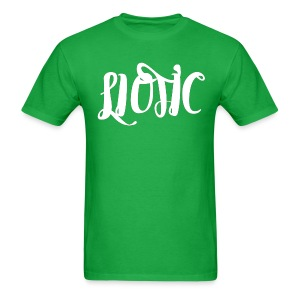 Official LioTic Logo - Men's T-Shirt