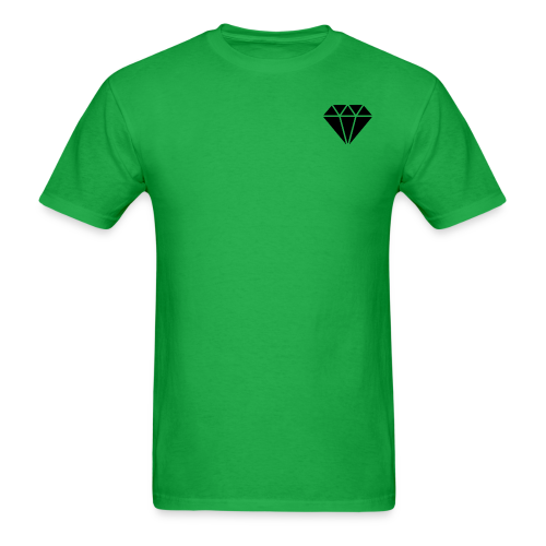 Basic Diamond Tee - Men's T-Shirt