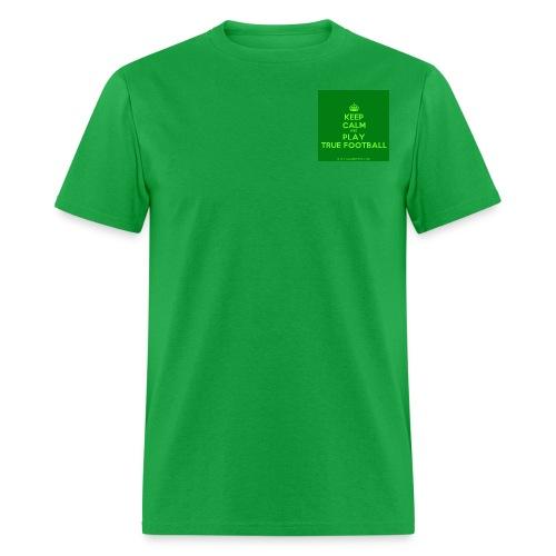 KeepCalmStudio com Crown Keep Calm And Play True - Men's T-Shirt