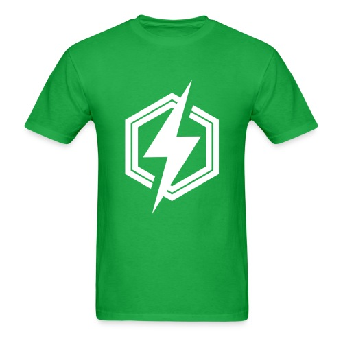 logoblanc - Men's T-Shirt
