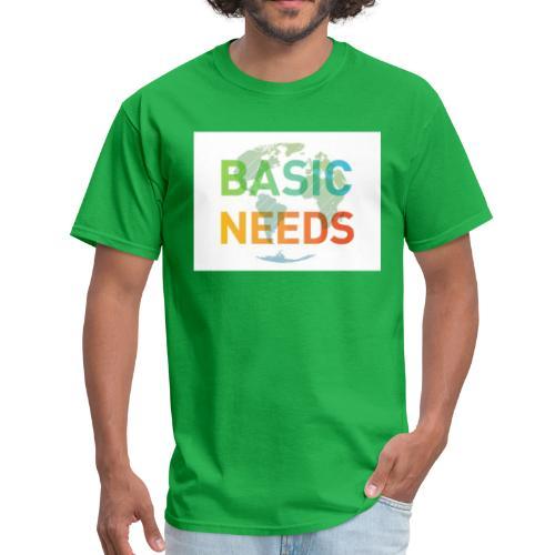 Basic needs - Men's T-Shirt