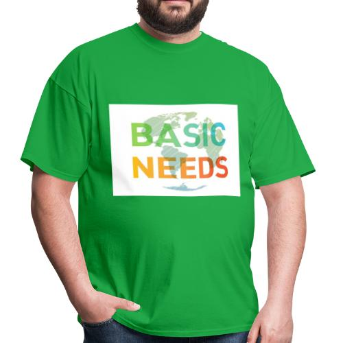 Basic needs - Men's T-Shirt