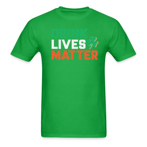patrick day 2018 t shirt design - Men's T-Shirt