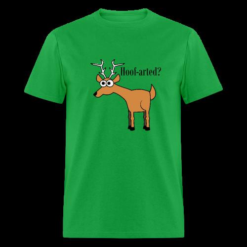 Hoof-arted? - Men's T-Shirt