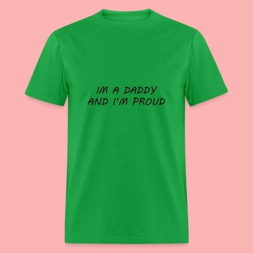 PROUD DADDY - Men's T-Shirt