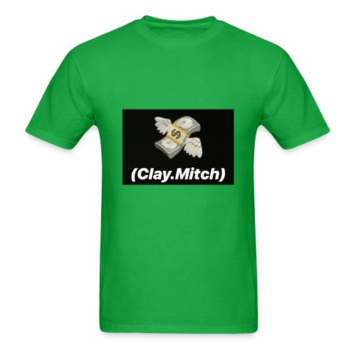 Clay.Mitch - Men's T-Shirt