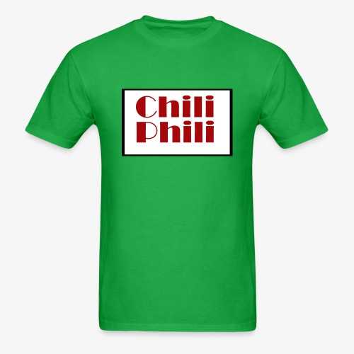 Chili Phili Yt Merch - Men's T-Shirt