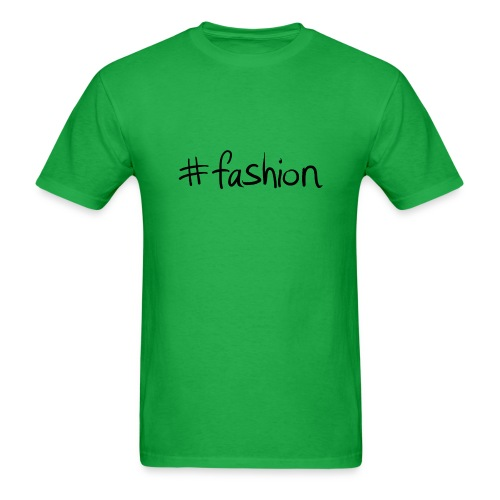 shirt hashtag fashion - Men's T-Shirt