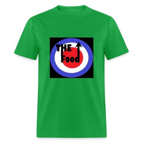the food 2 - Men's T-Shirt