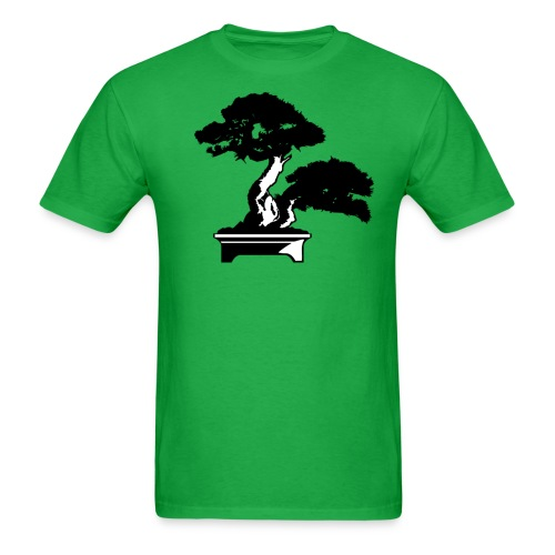 bonsai tree - Men's T-Shirt