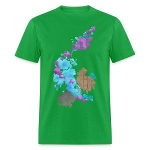 Pandora Moss Wall - Men's T-Shirt