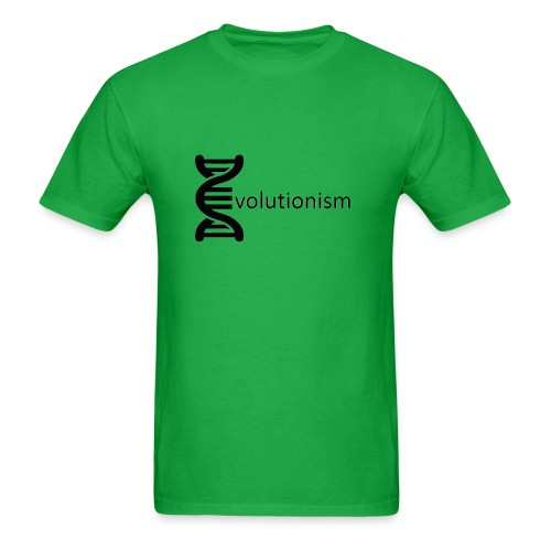 Evolutionism - Men's T-Shirt