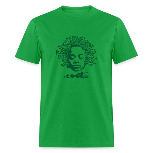 Afro Roots - Men's T-Shirt