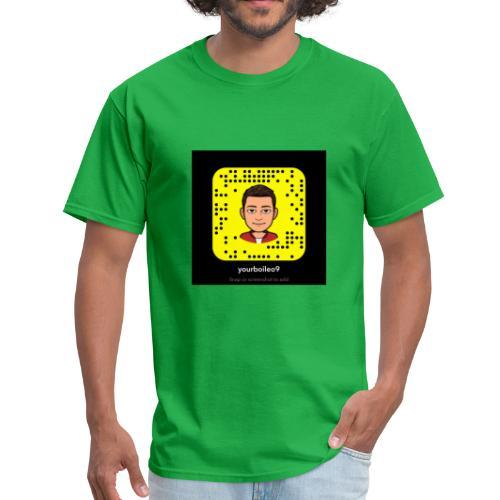 My snapchat bitmoji - Men's T-Shirt