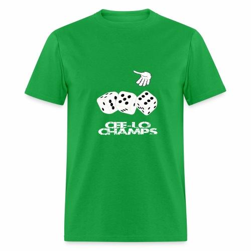 GrimeyToof Cee-lo Champs - Men's T-Shirt