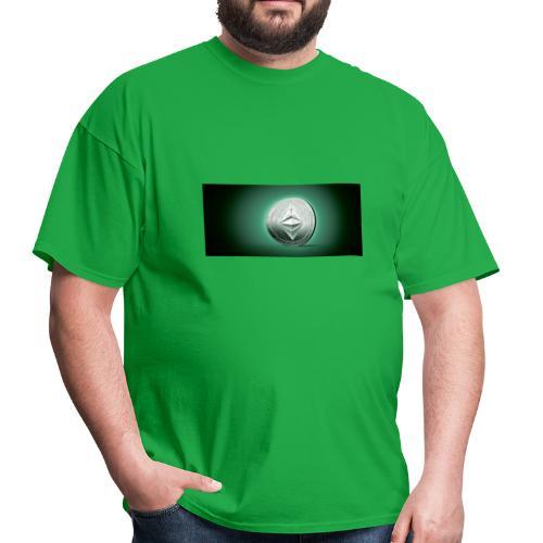 Ethereum Classic Tshirts Hoodies - Men's T-Shirt