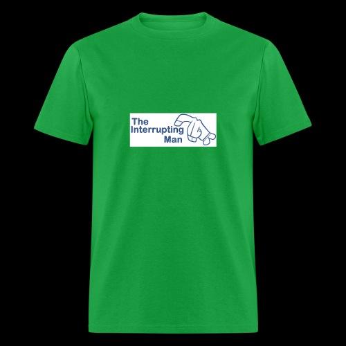 The Inturrepting Man - Men's T-Shirt