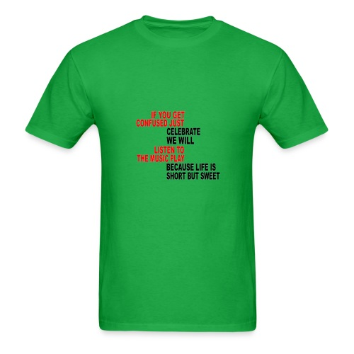 Franklin's Two Step - Men's T-Shirt